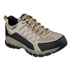 Men's Skechers Relaxed Fit Outland 2.0 Rip-Staver Trail Shoe Taupe/Black