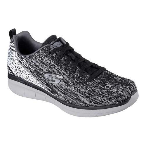 Men's Skechers Synergy 2.0 Training Sneaker Black/Charcoal