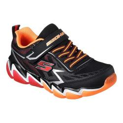 Boys' Skechers Skech-Air 3.0 Downswitch Training Sneaker Black/Red