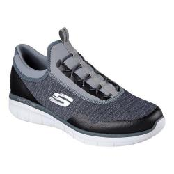 Men's Skechers Synergy 2.0 Turris Training Sneaker Charcoal