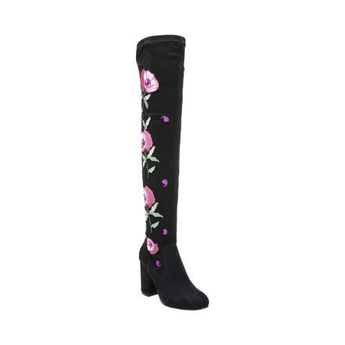 Carlos by Carlos Santana Quality Thigh High Boot (Women's) VzllORv