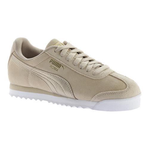 ce9021e36c9e Shop Women s PUMA Roma Classic Met Safari Sneaker Safari Safari - Free  Shipping Today - Overstock - 17407892