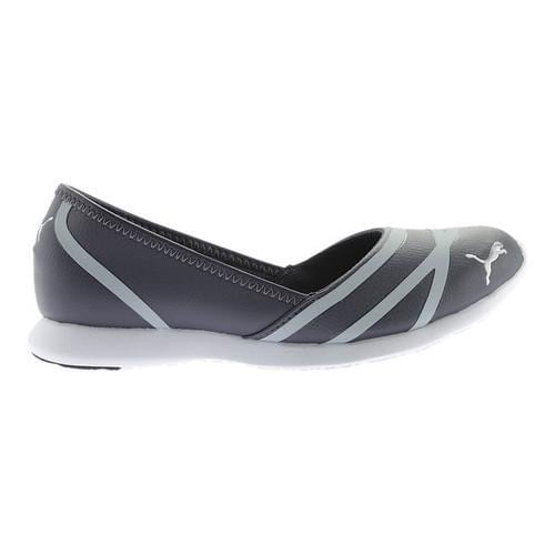 0913e6f4160b Shop Women s PUMA Puma Vega Ballet SL Slip-On Periscope Quarry - Free  Shipping On Orders Over  45 - Overstock - 17407890