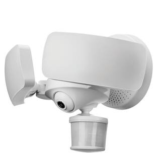 Maximus Floodlight Camera Motion-Activated HD Security Cam