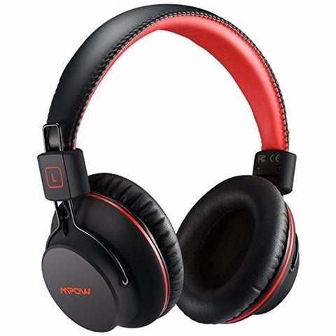 Mpow Hi-Fi Stereo Wireless Bluetooth Headphones,and Wired Mode for PC/ Cell Phones