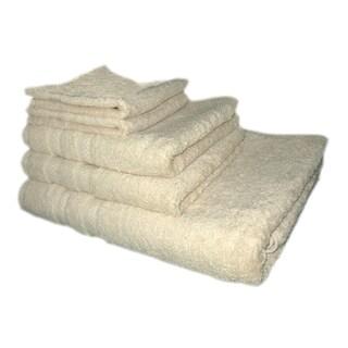 Just Linen Luxury Bath Towels 100 % Cotton Soft & Elegant, Set of 2