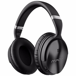 Mpow H5 Active Noise Cancelling Bluetooth Headphones for PC/ Cell Phones/ TV