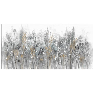 24X48 Floral, Printed canvas gel coated wall art