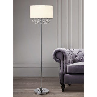 FLORENCE Crystal Pendants Floor Lamp