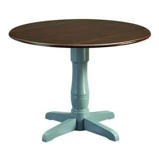 Taylor Dark Oak Rubberwood Complete Dining Table