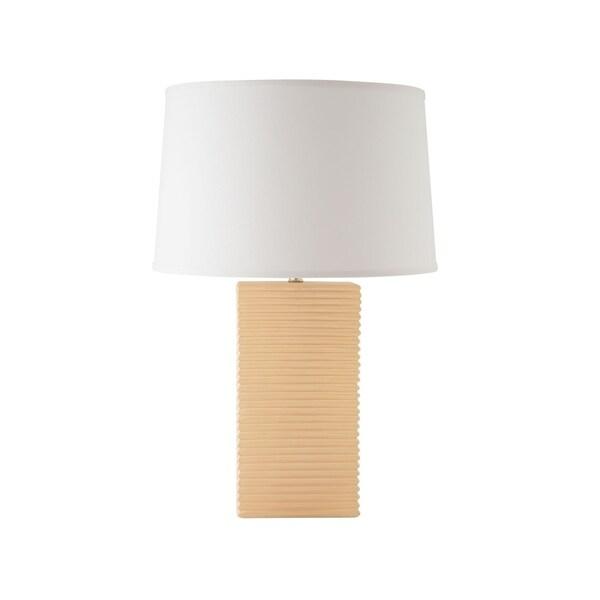 RiverCeramic® Layered Texture Lamp