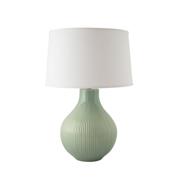 RiverCeramic® Classic Fluted Lamp