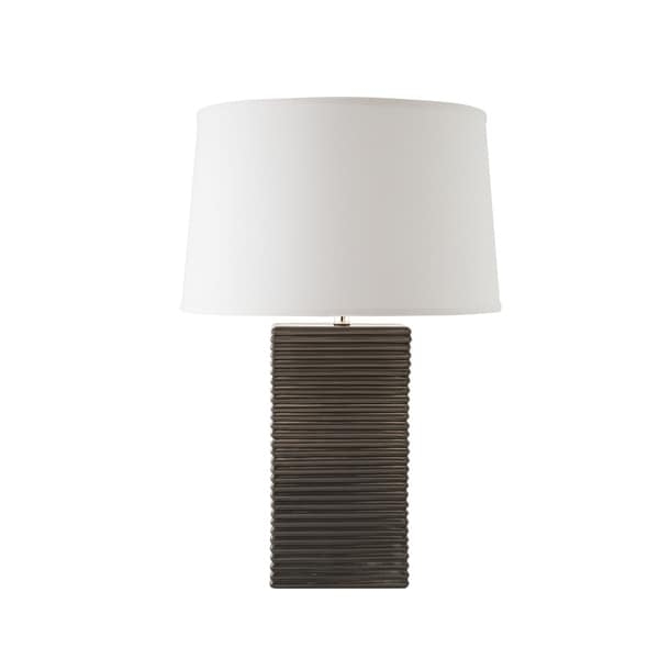 RiverCeramic® Layered Texture Lamp