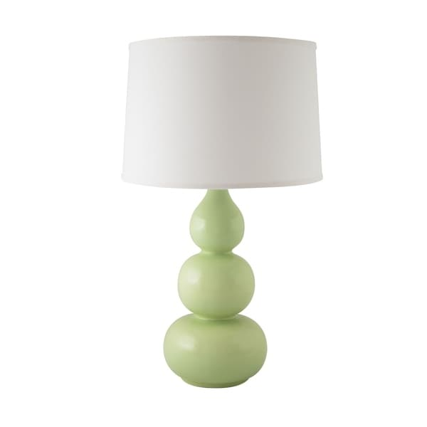 RiverCeramic® Triple Gourd Lamp