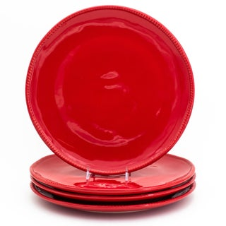 Euro Ceramica Algarve Dinner Plates (Set of 4)