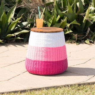 Harper Blvd Billington Indoor/Outdoor Garden Stool