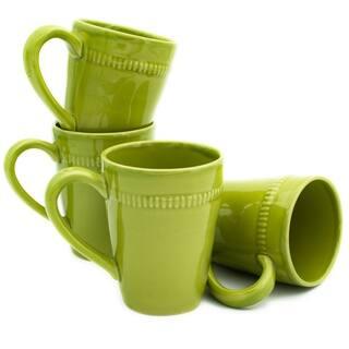 Euro Ceramica Algarve Mugs (Set of 4)