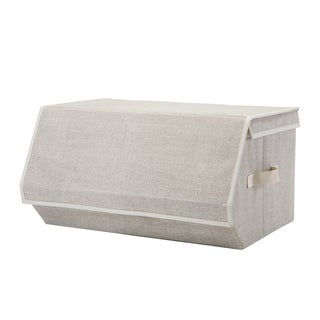 Medium Collapsible Storage Chest W/ Magnetic Lid