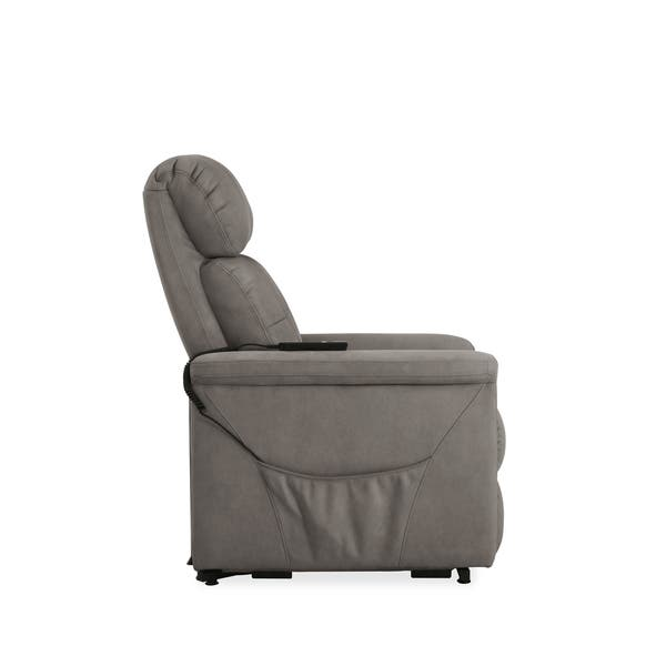 Awe Inspiring Shop Copper Grove Jessie Grey Power Recline And Lift Chair Ibusinesslaw Wood Chair Design Ideas Ibusinesslaworg