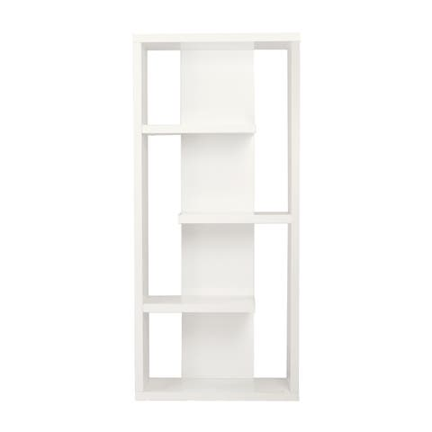 Robyn Shelving Unit in White