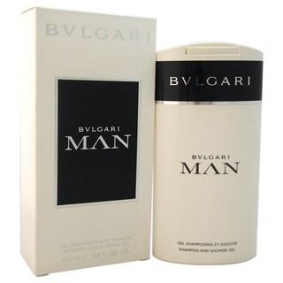 Bvlgari Man 6.8-ounce Bath and Shower Gel