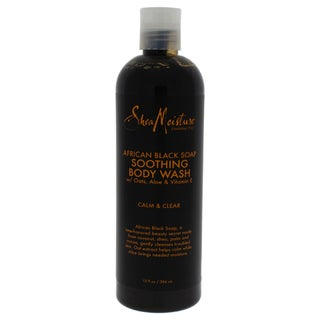 Shea Moisture African Black Soap 13-ounce Soothing Body Wash