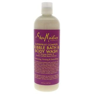 Shea Moisture Superfruit Complex 16-ounce Bubble Bath & Body Wash