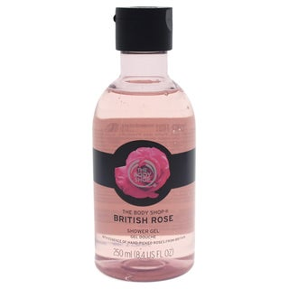 The Body Shop British Rose 8.4-ounce Shower Gel