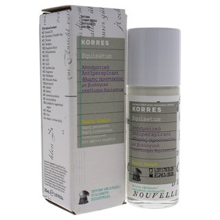 Korres Equisetum 48 hour 1.01-ounce Deodorant Anti-Perspirant Fragrance Free