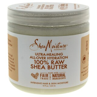 SheaMoisture 100-percent Raw Shea Butter 15-ounce Intensive Hair & Skin Moisture