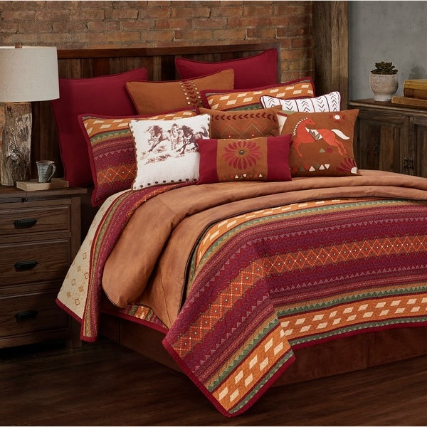 3-PC Reversible Solace Quilt Set, Full-Queen - Multi