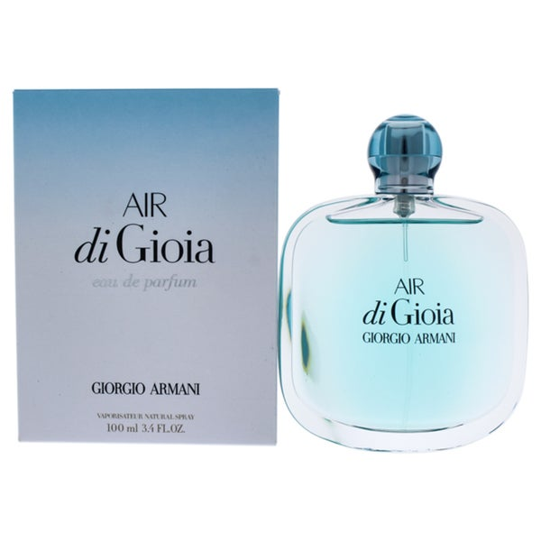 Spray Women's Gioia Ounce Armani De 3 Eau Air Di Parfum 4 Giorgio v7yY6gbf