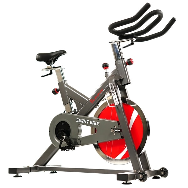 Exercise Bike Portable: Shop Sunny Health & Fitness Belt Drive Indoor Cycling Bike
