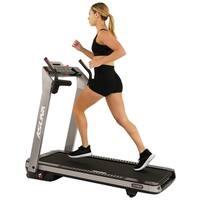 Asuna SpaceFlex Motorized Running Treadmill with Auto Incline, Wide Treadmill, Space-saving Folding