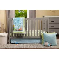 Baby Mod Modena 3-in-1 Convertible Crib