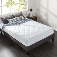 Priage 10 Inch Hybrid Spring and Gel Memory Foam Mattress King