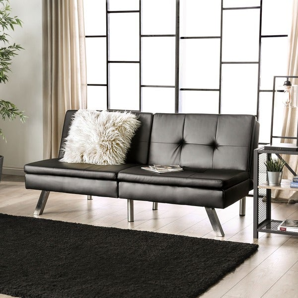 Shop Furniture Of America Stensall Contemporary Tufted