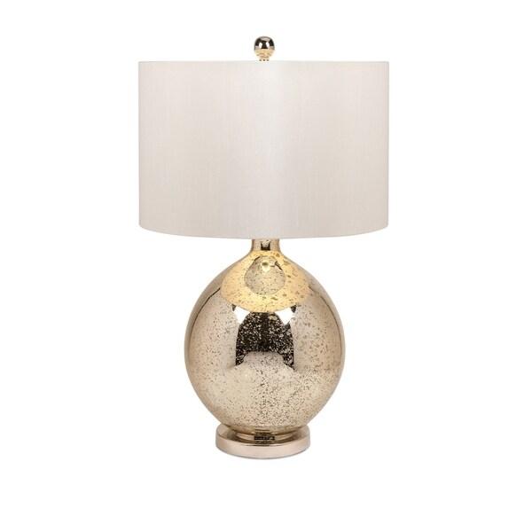 Modish Mercury Glass Table Lamp
