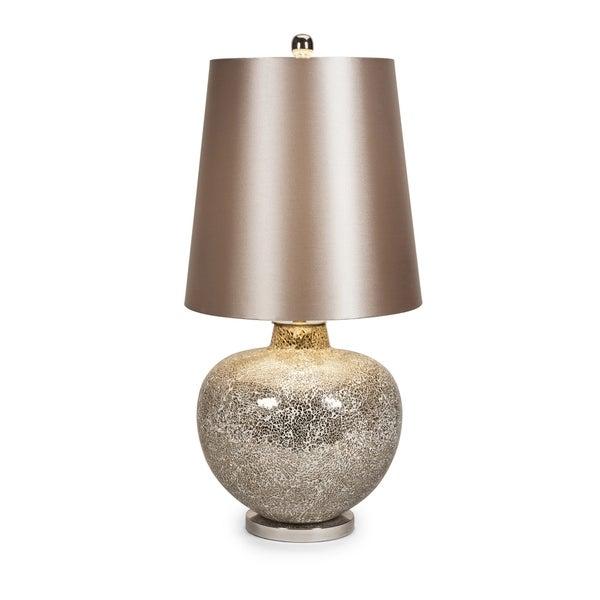 Amazing Mosaic Glass Oversized Lamp