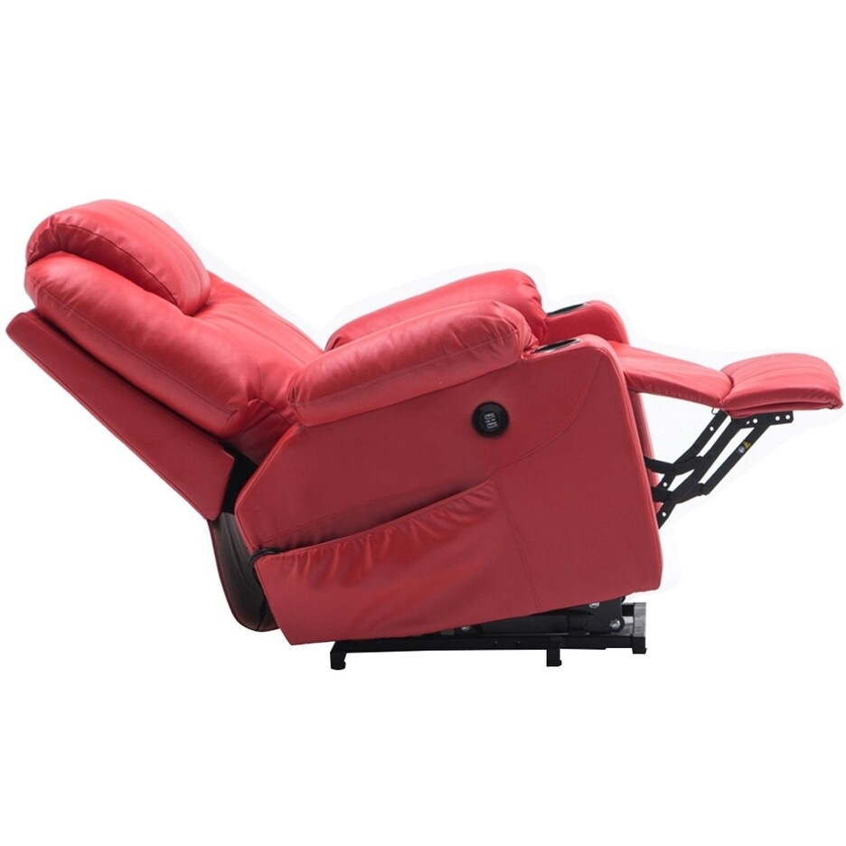 Dual Reclining Sofa With Massage Www Gradschoolfairs Com