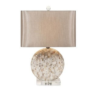 Classy Chic of Pearl Lamp