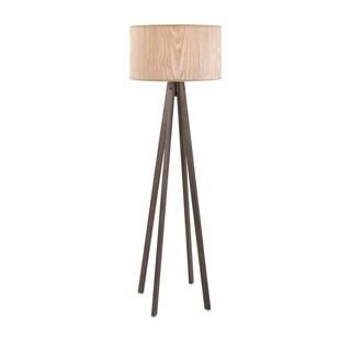 Modish Wood Floor Lamp