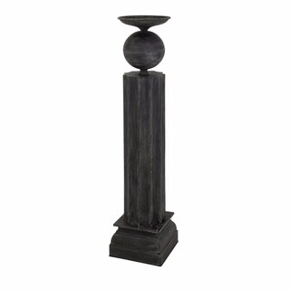 Stunning Large Metal Candle Stand