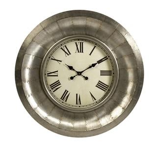 Stunning Aluminum Clock