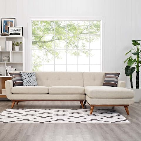 Carson Carrington Sigtuna Right-Facing Sectional Sofa