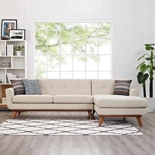 Carson Carrington Sigtuna Right-Facing Sectional Sofa