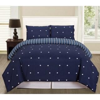 Lala Bash Gruden Stars 2 Piece Twin Comforter Set