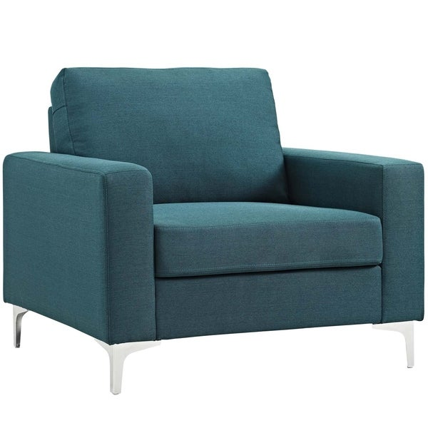 Allure Upholstered Armchair. Opens flyout.