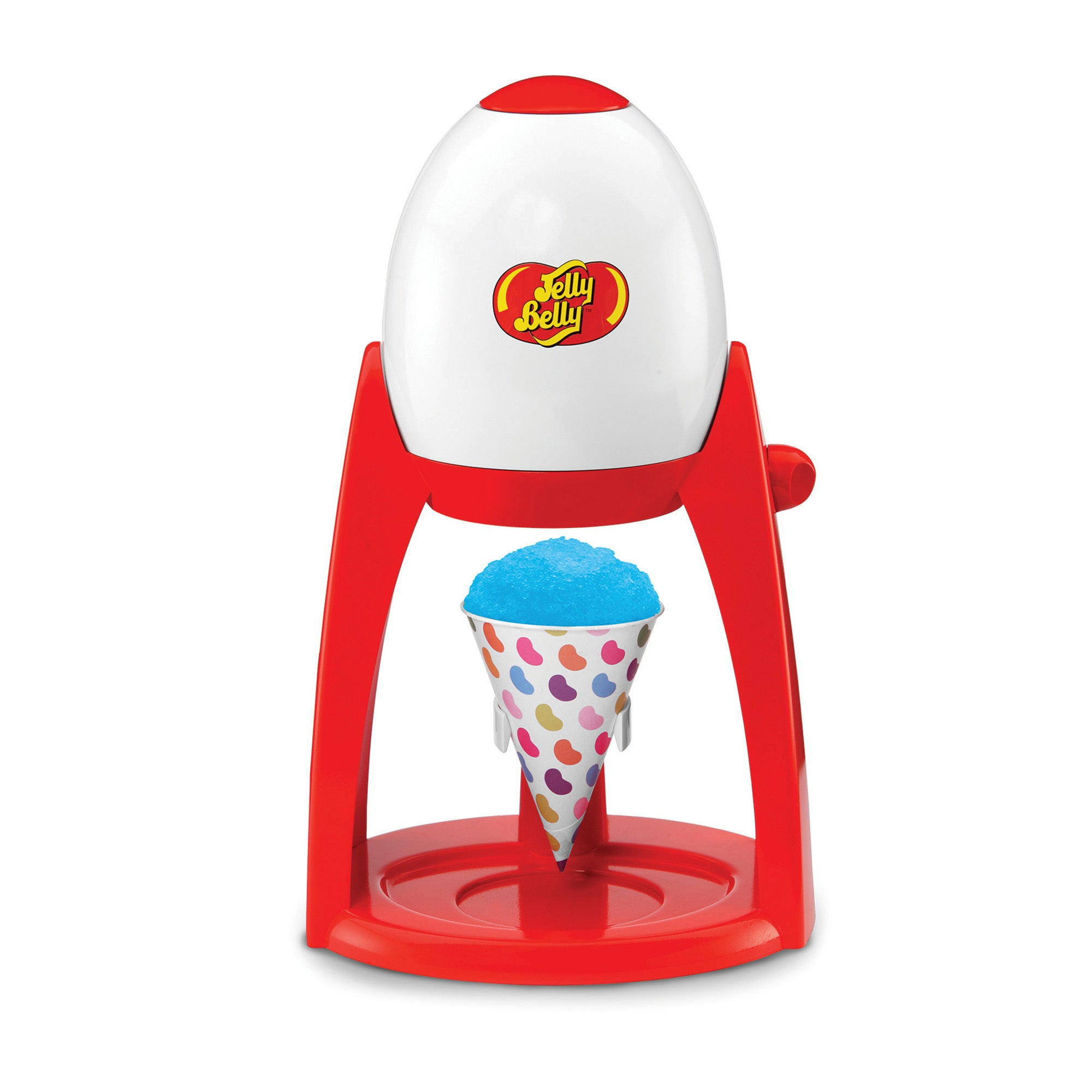 Jelly Belly Electric Ice Shaver, Red (Red)