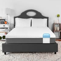 SwissLux 10-inch Full Size Gel Memory Foam Mattress